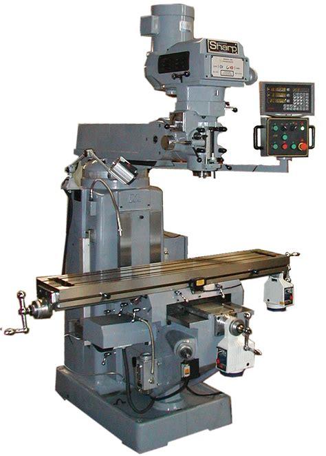 A Machine sharp machine tools milling machines gt gt index
