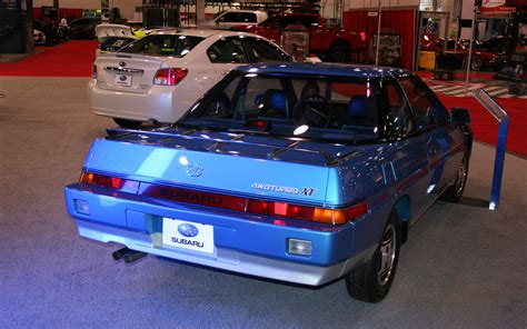 how does a cars engine work 1986 subaru xt regenerative braking 2011 sema no brz but here s four other cool subarus