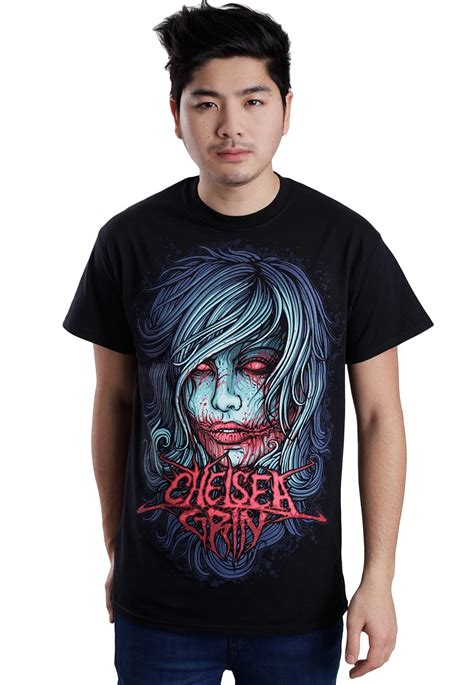 Tshirt By Chelsea Shop chelsea grin t shirt official metalcore