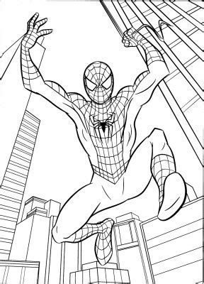 Spiderman Coloring Pages Spiderman Coloring Pages Coloring
