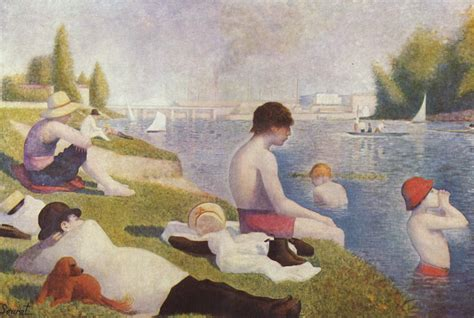 georges seurat most famous paintings captain s blog gulf of mexico oil damage worse than you