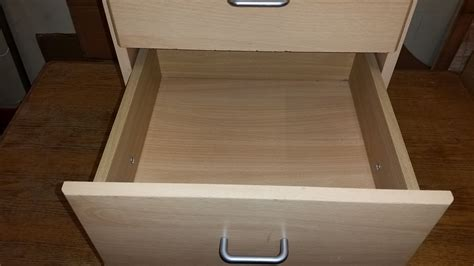mdf bedside table 39x43x57 used furniture manchester