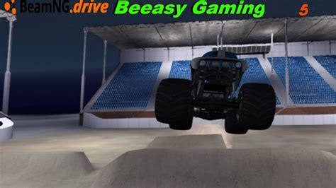 truck freestyle beamng drive 8 truck freestyle
