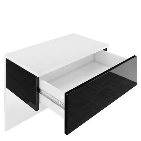 Nachttisch Schrank Weiß