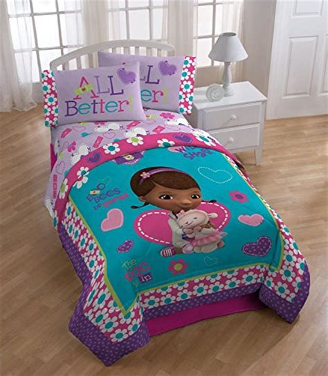 doc mcstuffins full size bedding doc mcstuffins bedding for the cool kids