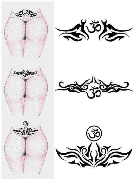 tribal om tattoo om tribal tatoo by thehoundofulster on deviantart