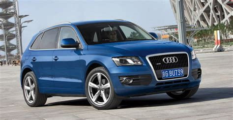 blue book value used cars 2009 audi q5 parking system audi reveals pricing for u s spec q5 starts at 37 200