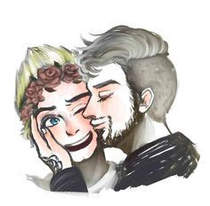 ziall sketchbook bc i get bored in science class and this happens one