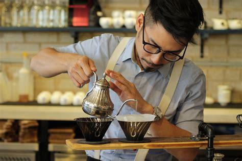 langkah  menjadi barista idola majalah otten coffee