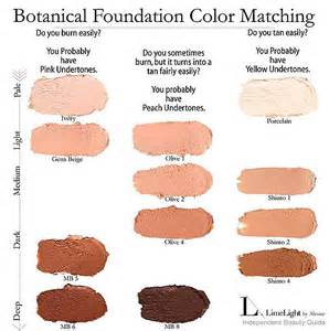 what color foundation am i limelight by alcone botanical foundation