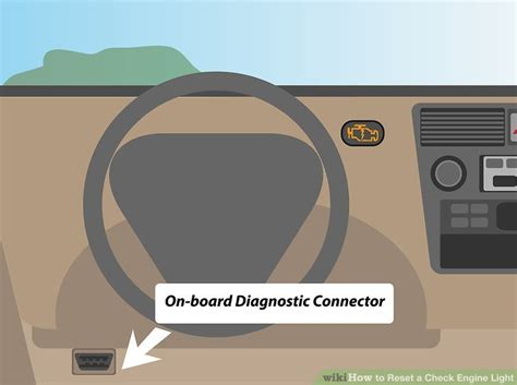 reset check engine light how to reset a check engine light 6 steps with pictures