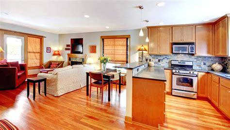 living room kitchen open floor plan open kitchen floor plans with islands plan images living