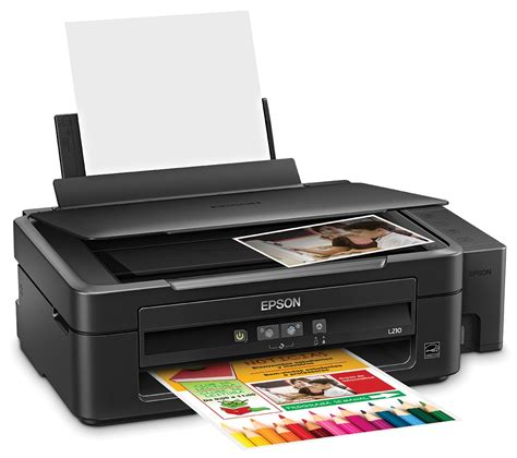 Printer Epson L210 Seken epson l210 3 in one printer with original built ciss cebu appliance center