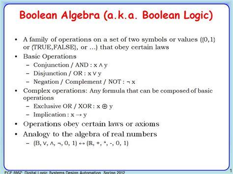 Boolean Search Worksheet by Boolean Algebra Simplifier Cayke Media