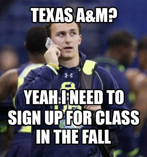 Johnny Football Meme - the 8 angriest photoshops commemorating johnny manziel s