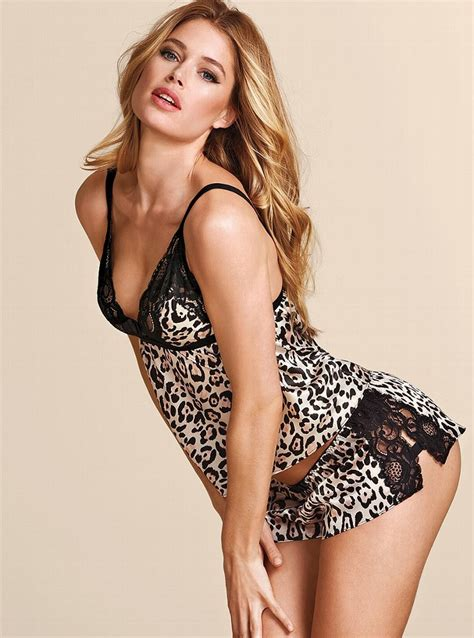 doutzen kroes victoria s secret 2013 doutzen kroes in lingerie for victorias secret 2013 08