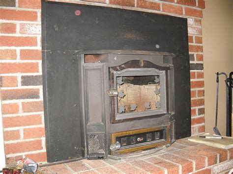 Fireplace Inserts For Mobile Homes by Wood Burning Fireplace Insert Flickr Photo
