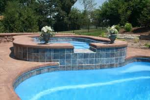 understanding the different types of pool tiles before