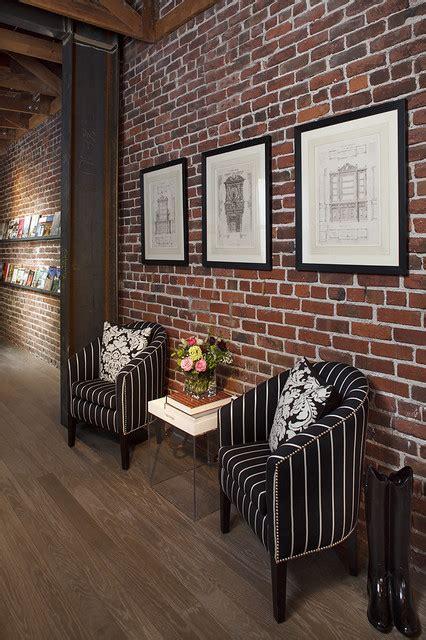 amazing interior design ideas  brick walls style