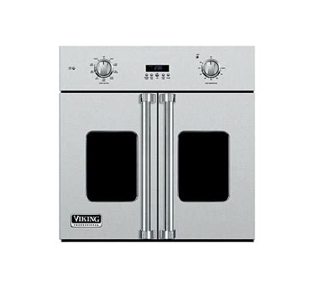 viking wall oven viking 30 quot stainless door wall oven vsof730ss
