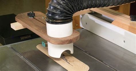 table saw dust collection ideas 5 easy tips for efficient woodworking workshop