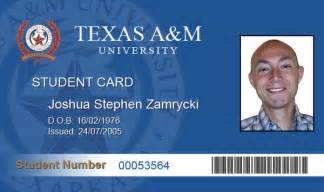 College Id Card Template by Id Templates Free