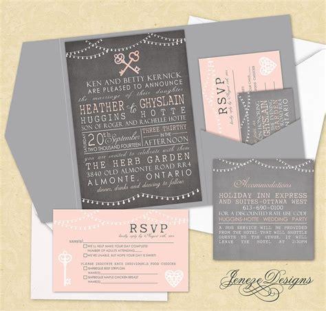 Best 25  Pocket wedding invitations ideas on Pinterest