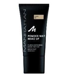 Make Up Mat by Manhattan Powder Mat Make Up Beautyalmanac