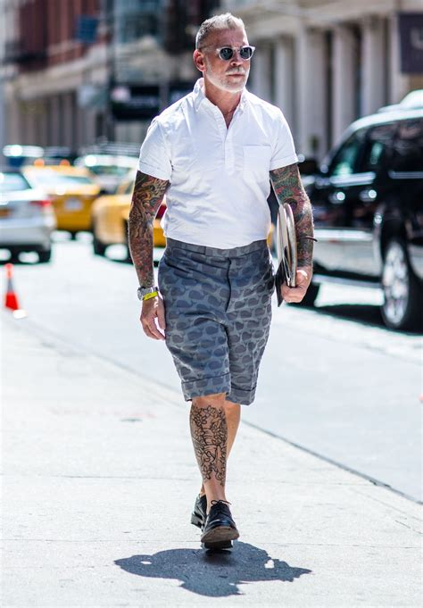 Style icon nick wooster talks crop tops and age stereotypes lifestyle asia hong kong