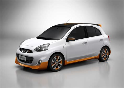 nissan march nissan march rio 2016 edition is a micra with a gold body