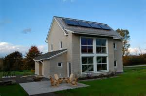 unity college passive house the unity college terrahaus