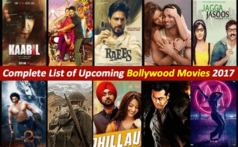 list film india lama list of upcoming bollywood movies 2017 with release date