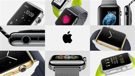 Apple Watch Wallpaper, Hi Tech / Recent: Apple Watch