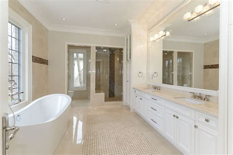 ensuite master bath 10 000 sq ft york mills home lists for 6m 54 heathcote