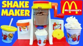 mcdonalds shake maker happy meal magic shakes
