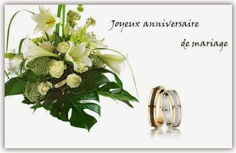 Anniversaire de marriage 5 ansi