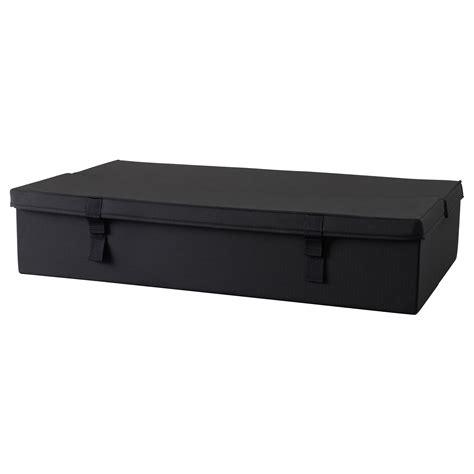 storage sofa ikea lycksele storage box 2 seat sofa bed black ikea