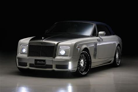 Sports Cars Rolls Royce Phantom Drophead Coupe Wallpaper