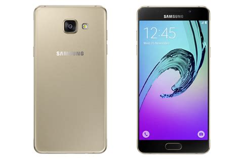 Samsung Galaxy Kamera Depan Belakang brand new samsung galaxy a5 2016 gold 5 2 quot 16gb dual sim