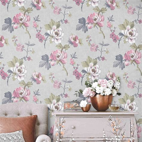 wallpaper for room walls in pune 5 secrets how to use flower wallpaper borders to create a