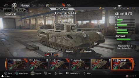 World Ps4 open beta for world of tanks ps4 happening again this weekend gaming nexus