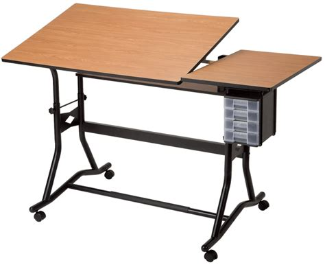 Alvin Craftmaster Iii Split Top Drafting Drawing And Art Drafting Table Sizes