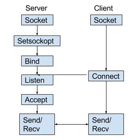 tutorial socket c tcp ip socket programming in c and c client server