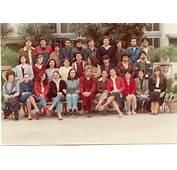 1981 1982 – Classe De Terminale B  Carnot Tunis