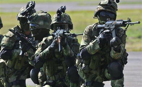 fuerzas armadas del mundo argentina fuerzas especiales de colombia competir 225 n por la gloria en