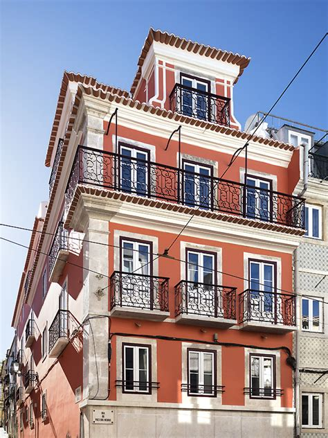 Lisbon Appartments by Apartments In Bairro Alto Lisbon Apartments