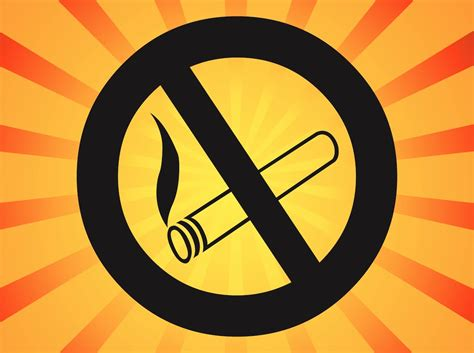 no smoking sign free vector no smoking sign vector art graphics freevector com