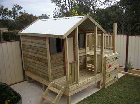 backyard cubby house quality timber cubby houses for your backyard