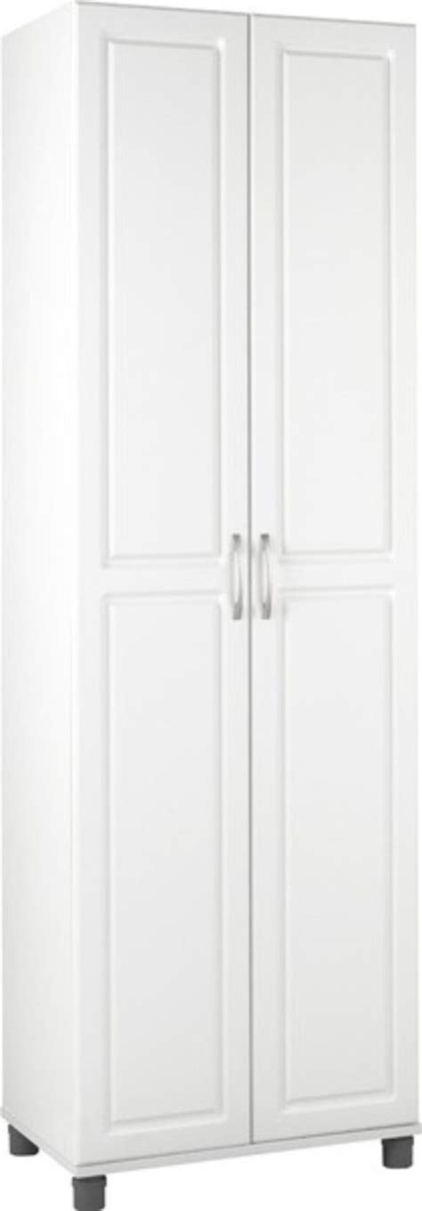 Affordable Free Standing Broom Closet Cabinet for Kitchen