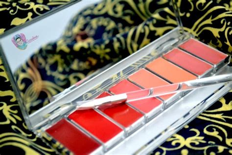 Wardah Lip Di Dandan review wardah chocoaholic lip palette frmakeup